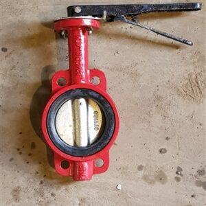 65mm butterfly valve