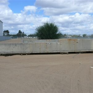 Concrete Spillway