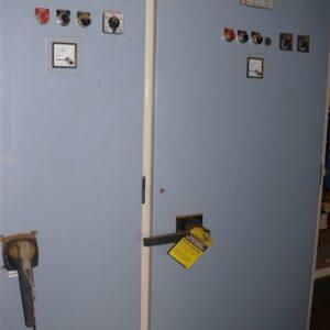 440 Volt Distribution Board