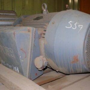 Pope 45kw Electric Motor