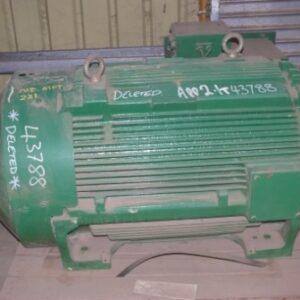 Teco 220KW Electric Motor