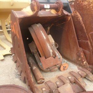 1.3m wide Excavator Bucket