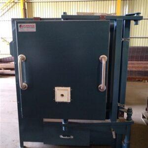Electric furnace 1500c 21kw