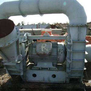 Twin Blower 250kW 350hp 400A