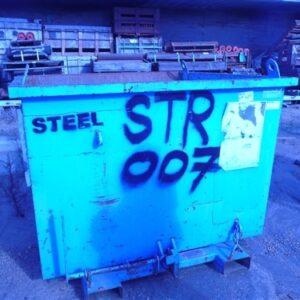 Forklift Tippler Bin