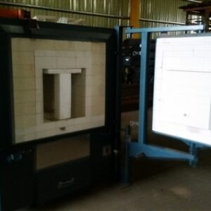 3 Phase Electric Furnace