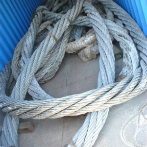 Steel Wire Cable Sling - with inspection certificates