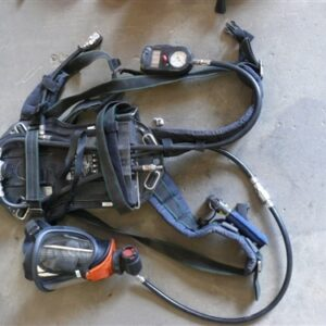 MSA Confined Space Breathing Apparatus Complete