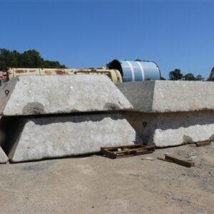 Concrete Moorings