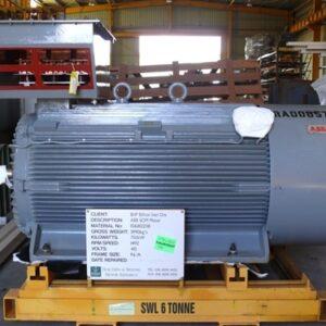 ABB 750kw Electric Motor