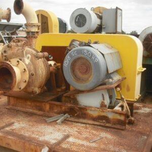 Warman Pump 10/8 Sc