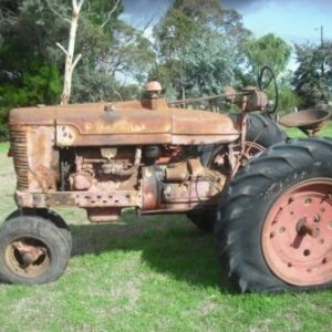 Farmall International Vintage Tractor