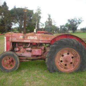 McCormick Standard W-9 Tractor