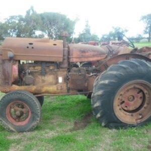 McCormick International Tractor