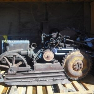 Fordson 8 Tractor