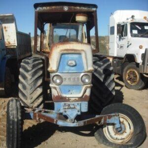 Ford Diesel 6000 Vintage Tractor