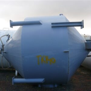 Approx 11,000L Steel Tank on Stand