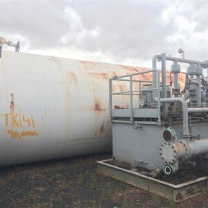 60,000L Petrol Tank