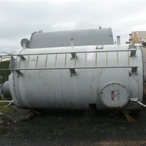 15,000L steel Tank