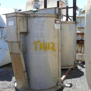 2,000L Stainless Steel Mixing Tank