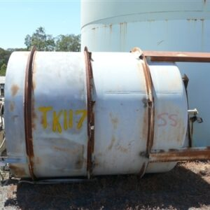 4,750L Stainless Steel Mixing Tank