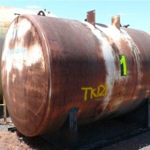 23,000L Horizontal Diesel Tank