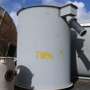 17,000L Steel Tank/ Hopper