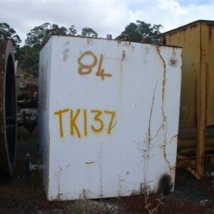 5,000L Square Oil/Diesel Tank