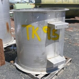 1,000L Stainless Steel Tank