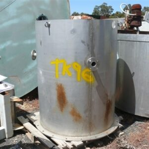 1,300L Stainless Steel Tank