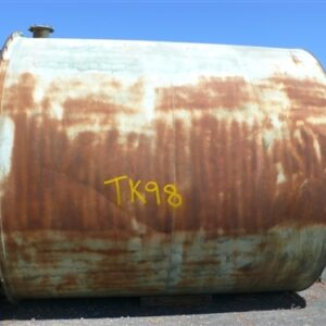 32,000L Rubber Lined Tank