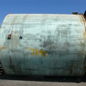30,000L Rubber Lined Tank