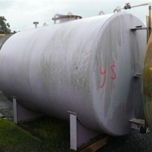 11,000L Steel Water Tank