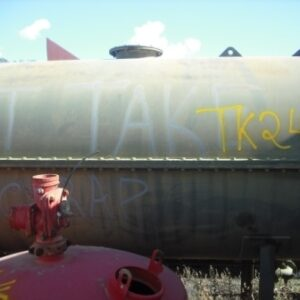 7,780L Oil Storage Tank