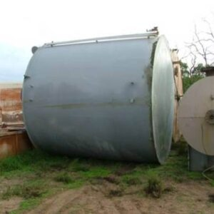 45500L Vertical Used Tank