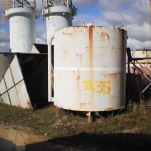 7,850L Used Holding Tank