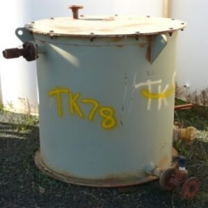 950 Litre Vertical Tank