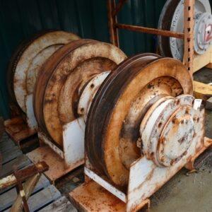 Trunnion Wheels