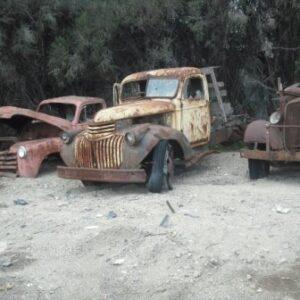 Old Antique Trucks