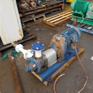 10kw Electric Motor and Pump