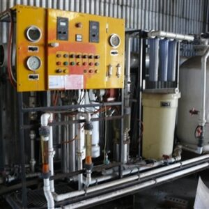 Water Treatment Plant/Purifier