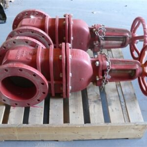 250⌀ Wedge Gate Valve