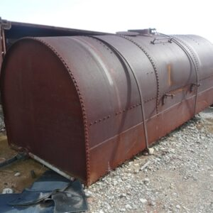Antique Water Tank