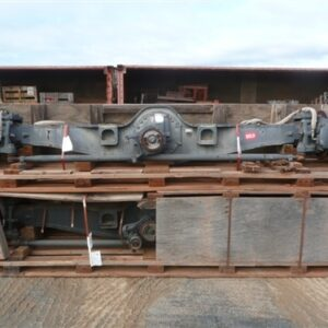 Axle Tech Axle Assembly