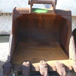 Rock Bucket 35T Hitachi 1.35m wide