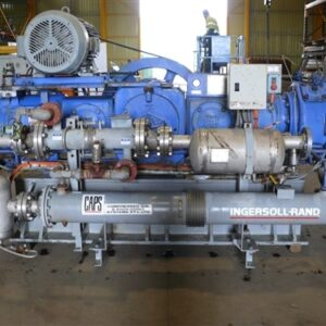 Ingersoll-Rand CO2 Recovery Plant