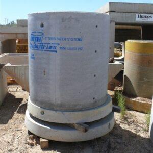 Round Concrete Tanks