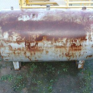 1000 Litre Round Diesel Tank