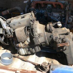 Mercedes 0M904LA Motor