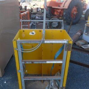 Gas Bottle Trolley/Hoist